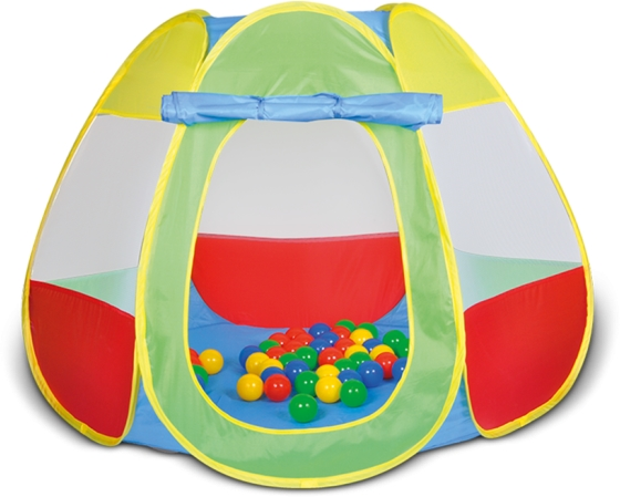 Dětský hrací stan Bellox s míčky 50ks